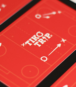 Tiko Trip / Stationery Design