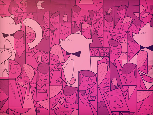 Illustration wednesdays – Ale Giorgini