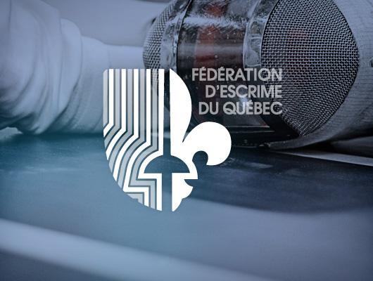 Logo, Web Design & Video / Fédération d'Escrime du Québec