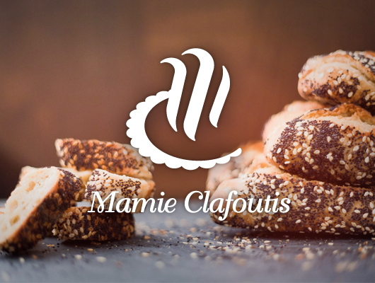 Logo & Web Design / Mamie Clafoutis