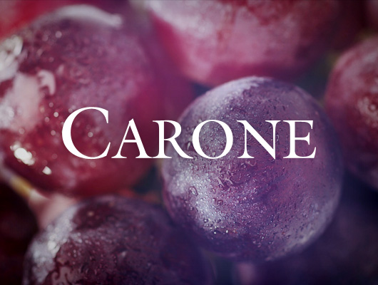 Carone / Logo & web design