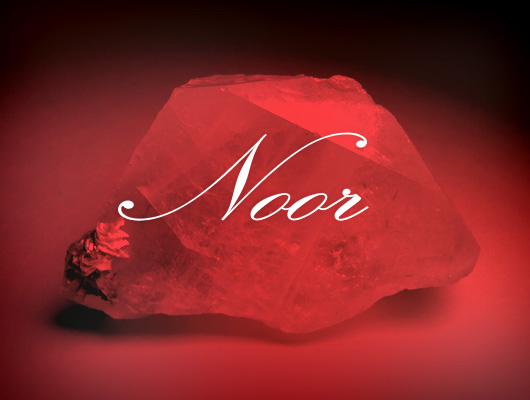 Noor / Graphic design & photography