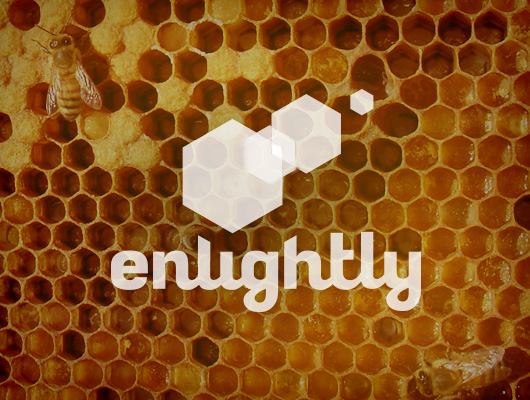 Enlightly / Logo design