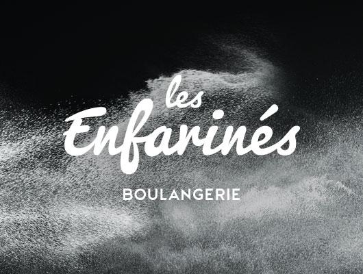 Logo Design / Les Enfarinés