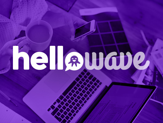 Branding pour Startup / Hellowave