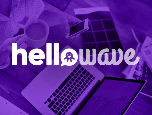 Startup Branding / Hellowave