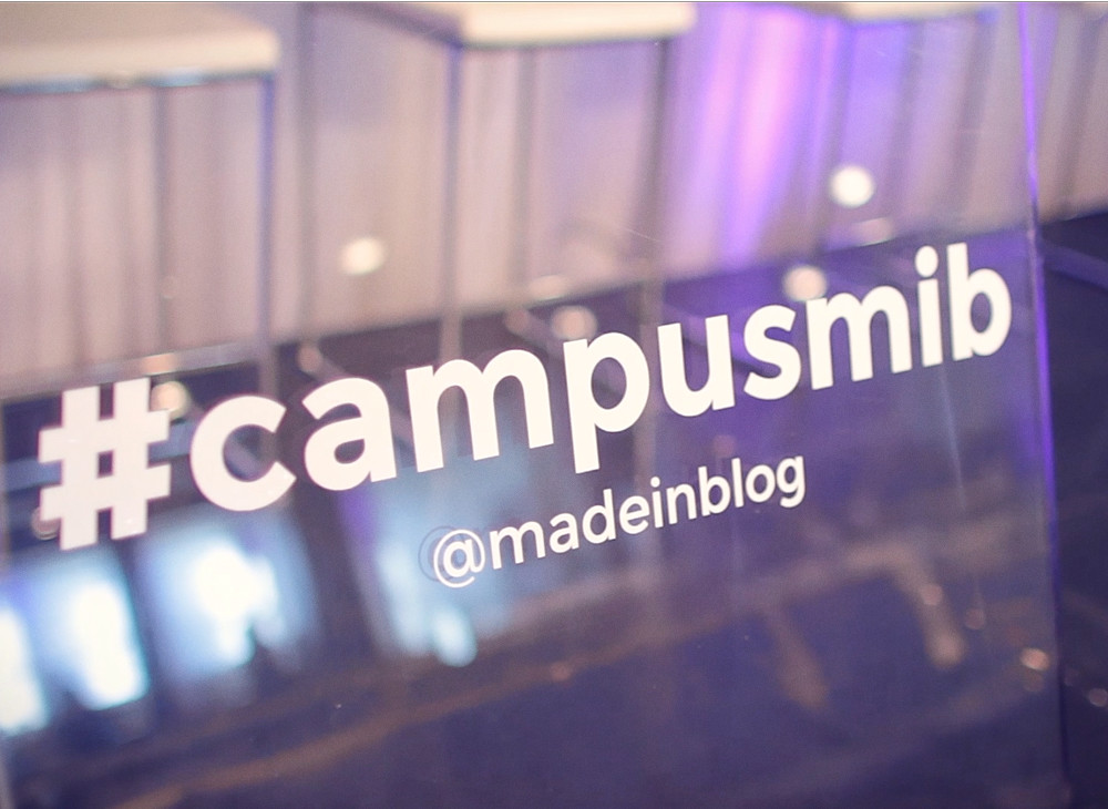 Official Hastag - Campus MIB