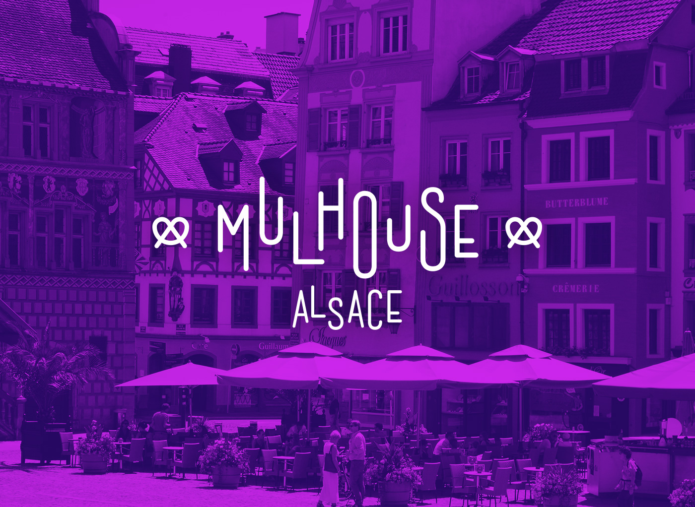 Type design for Mulhouse Alsace