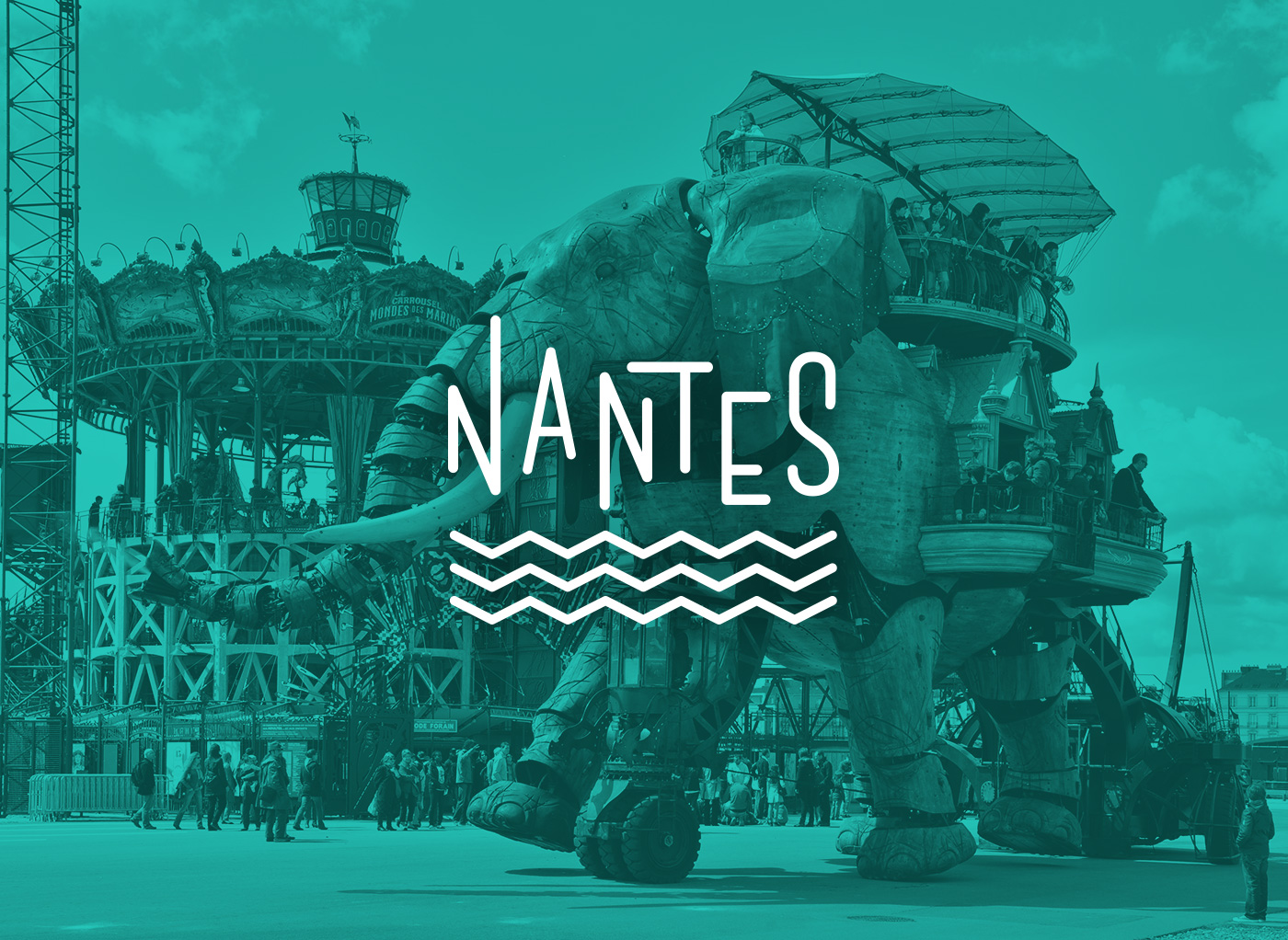Type design for Nantes
