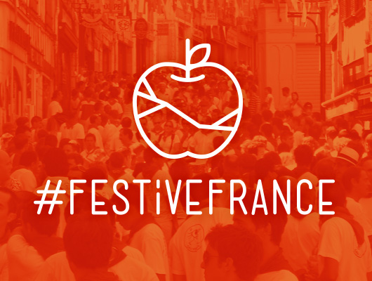 Branding & Motion design / Festive France