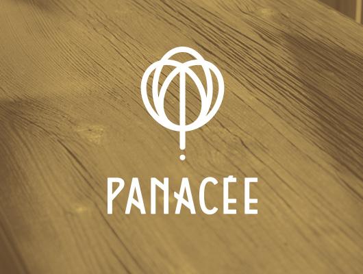 Design d'identité  / Panacée