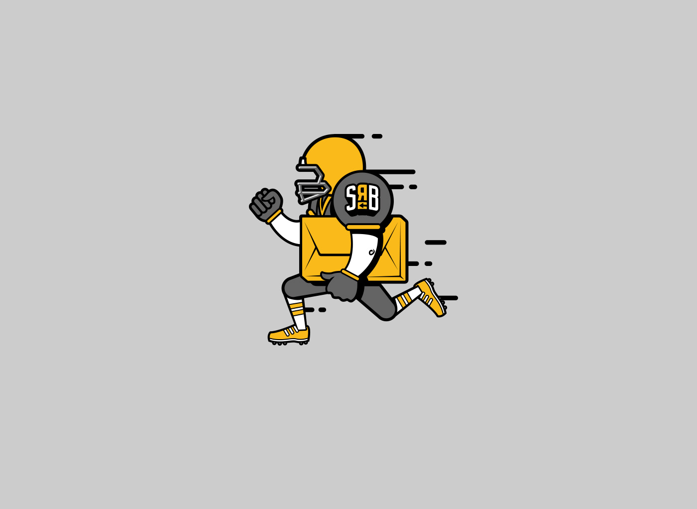 Character design - ShopRunBack