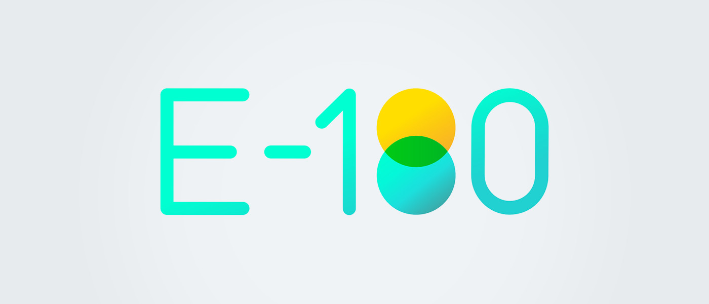 E-180 Logo