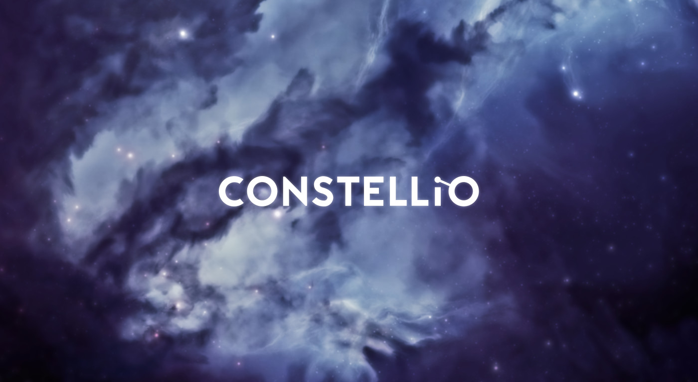 Logo Design - Constellio