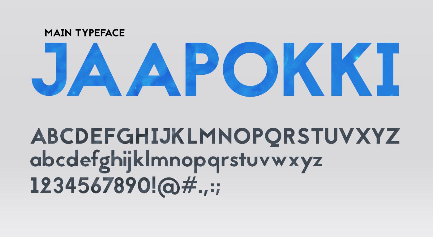 Main Typeface - Constellio