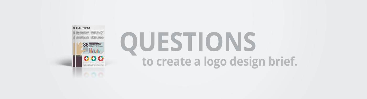 Logo design brief graphic