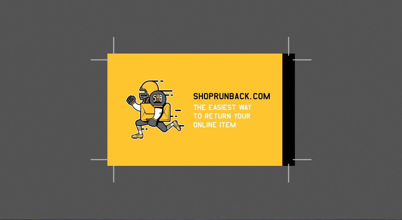 Shoprunback - Exemple Traits de Coupe