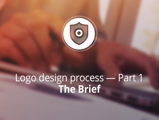 The Brief. Logo design process — Part 1