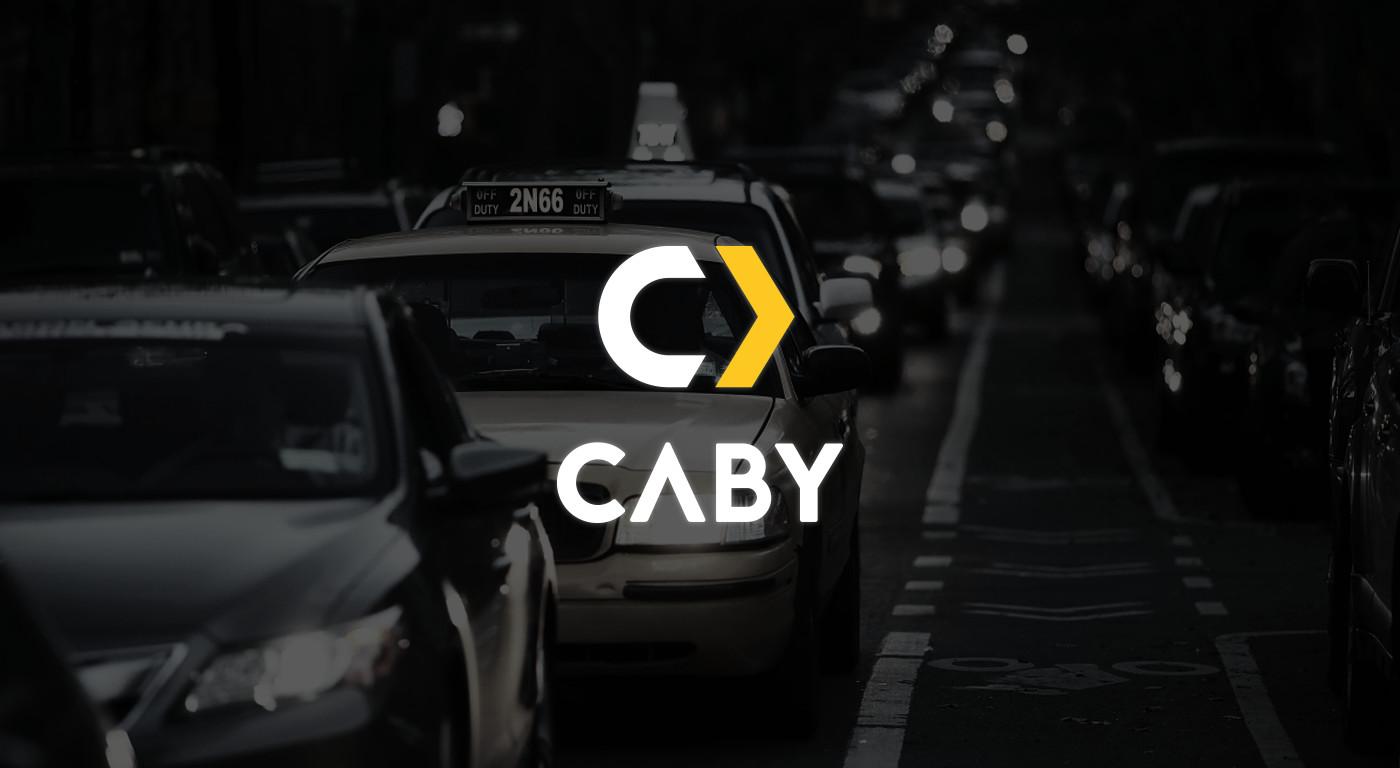 Design du logo pour la startup canadienne Caby