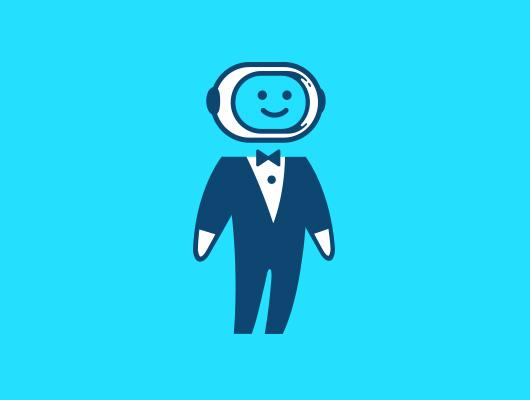 Branding pour startup / Botler AI