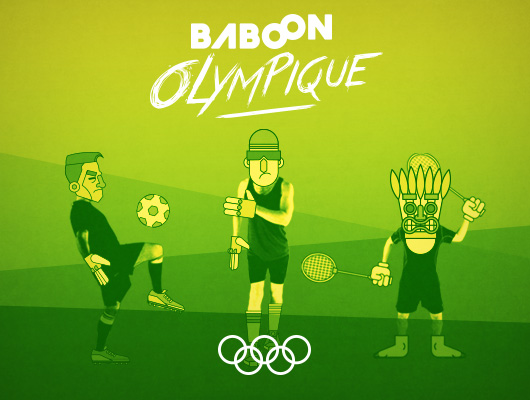 Baboon Olympique