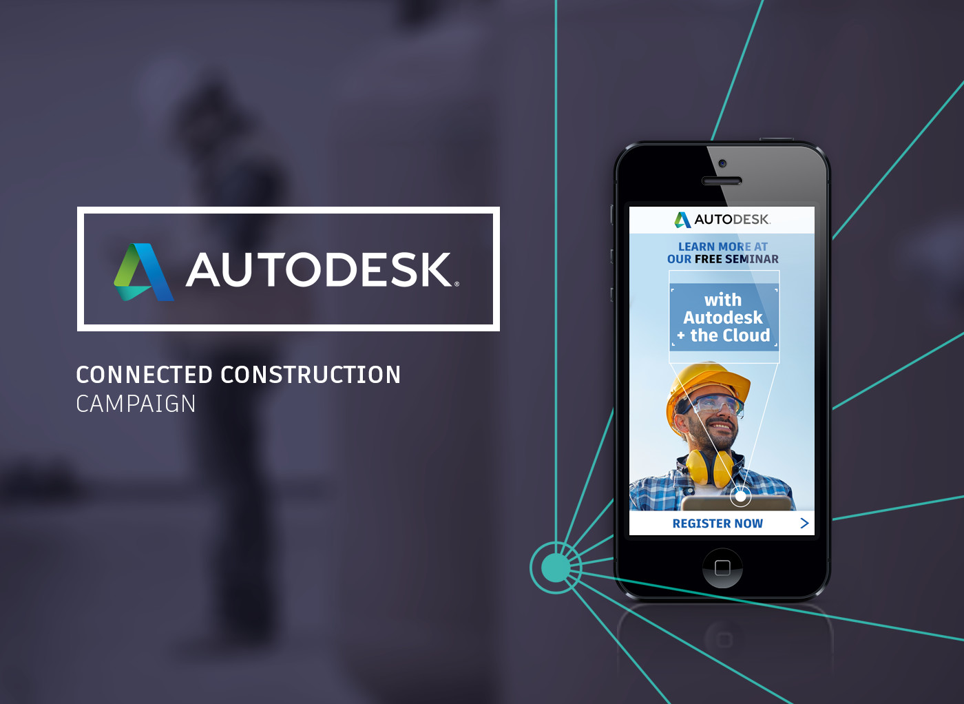 HTML5 banner for AutoDesk