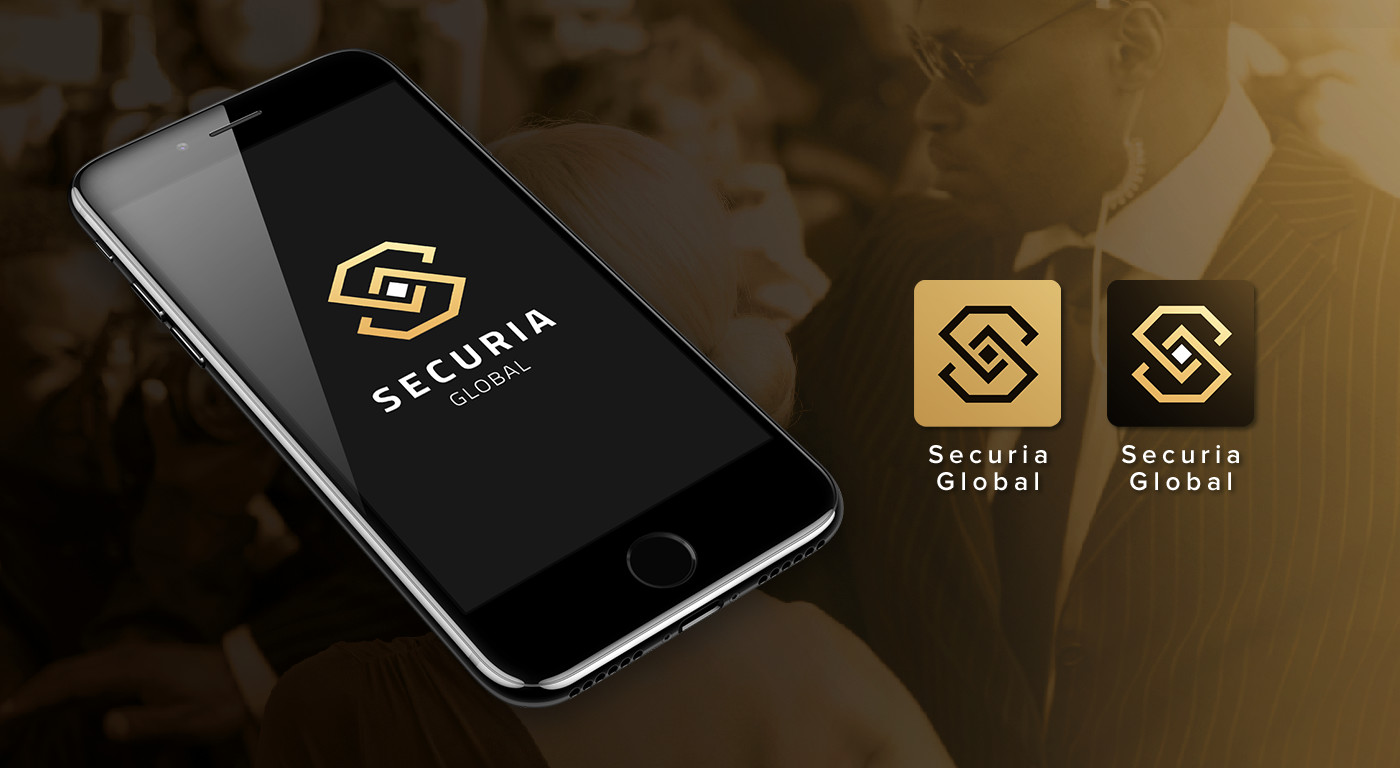 Application Icons Design Securia Global