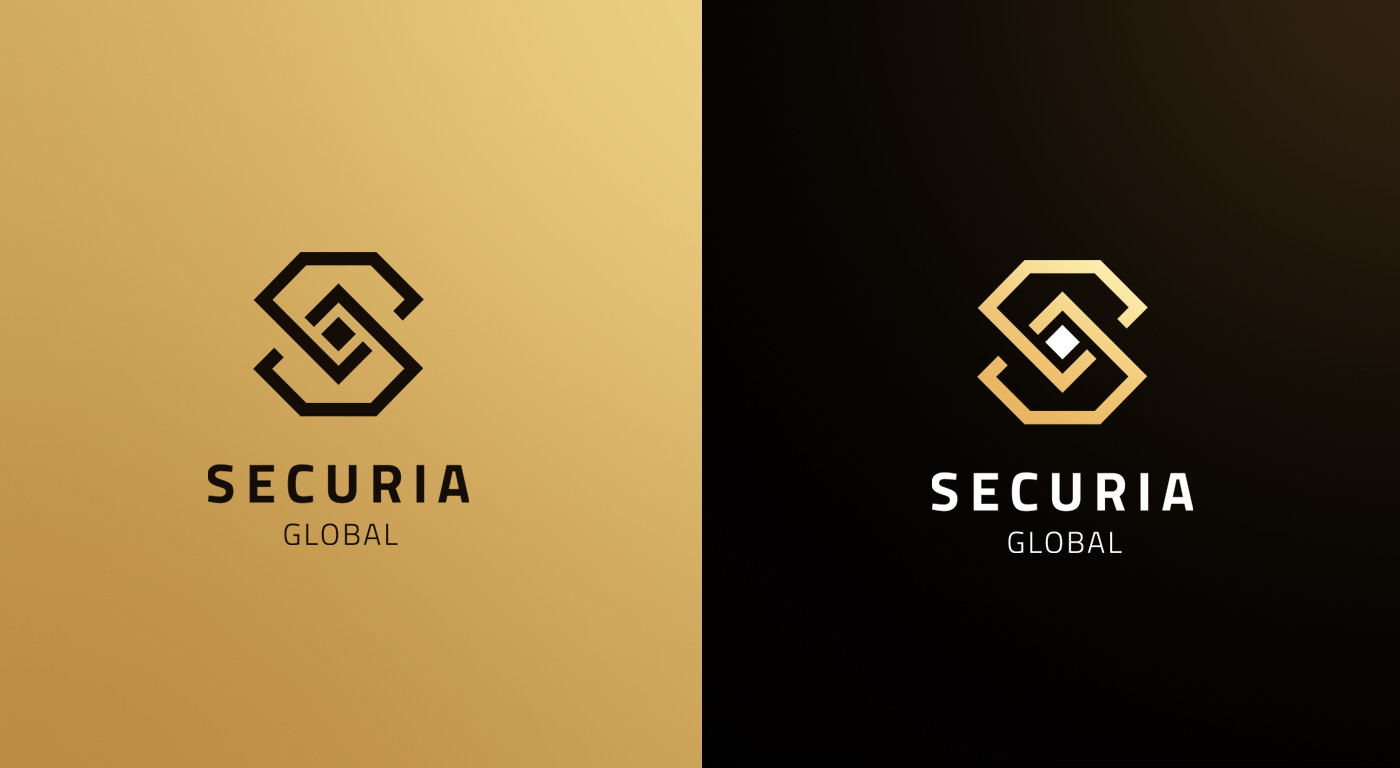 Logo Variants Securia Global