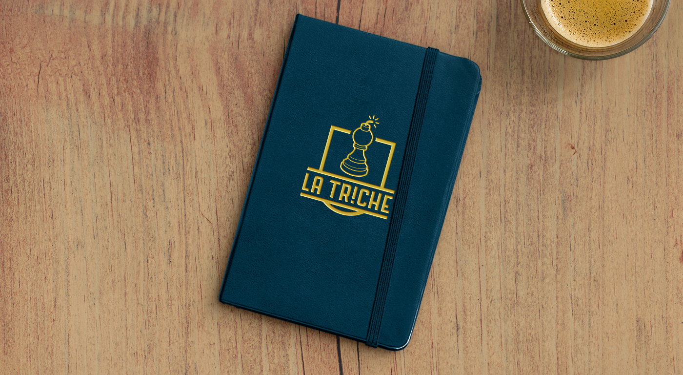 Notebook Design La Triche