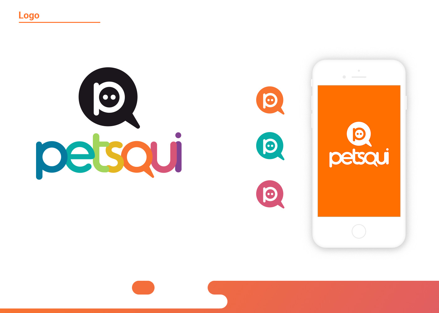 logo design for petsqui