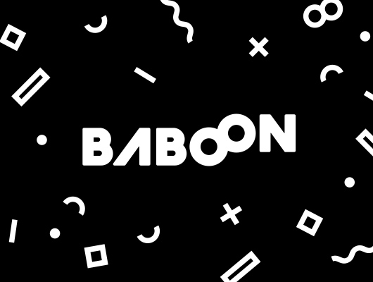 Business Cards Design. Baboon.